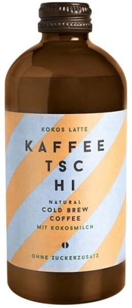 "LOGO_Bottle ""Kaffetschi"""