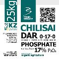 LOGO_Chilisai Direct Application Rock Phosphate (DAR), NPK 0-17-0