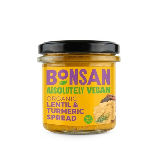 LOGO_Bonsan Organic Lentil & Turmeric Pate