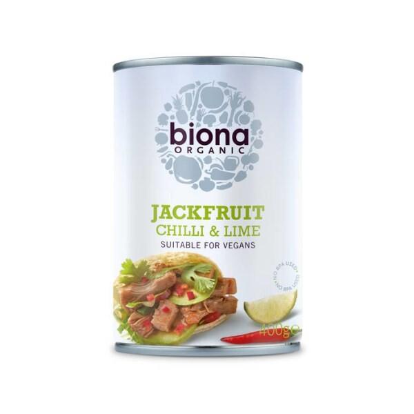 LOGO_Biona Chilli Limette Jackfrucht - Bio
