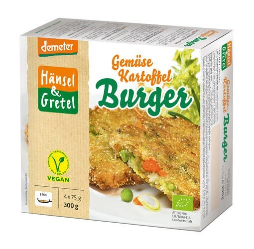 LOGO_Vegetable potato patties 300g