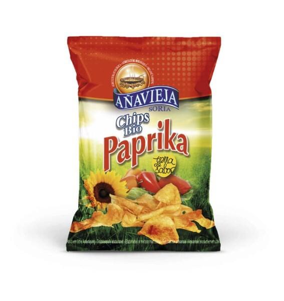 LOGO_Organic potato chips Paprika