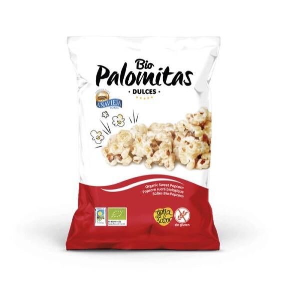 LOGO_Organic sweet popcorn