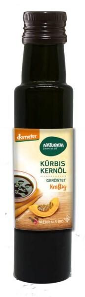 LOGO_Pumpkin seed oil roasted, intensive (Demeter)
