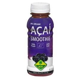 LOGO_Bio Açaí Smoothie, 250ml-Flasche