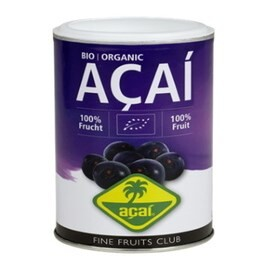 LOGO_Organoic açaí powder 65g, freeze-dried