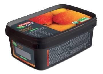 LOGO_100% FRUIT ORGANIC Frozen PUREES - Mango