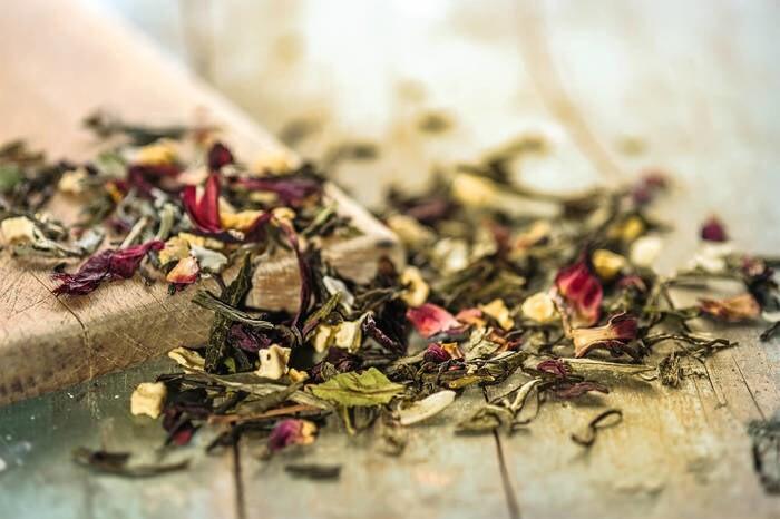 LOGO_Flavoured Tea Blends
