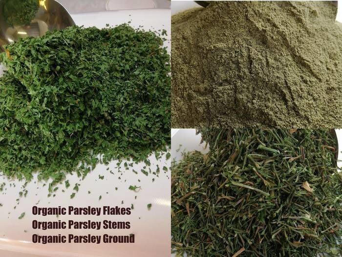 LOGO_Organic Parsley Leaf
