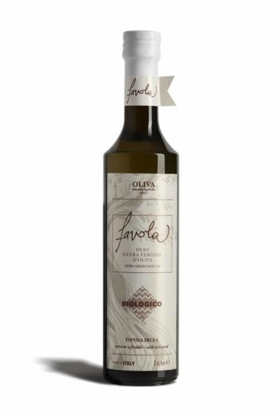 LOGO_Favola Tonda Iblea organic extra virgin olive oil