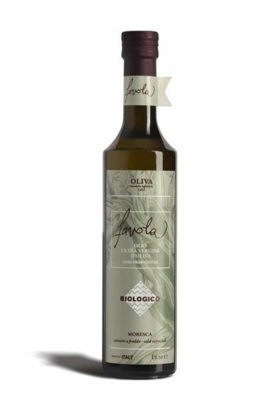LOGO_Favola Moresca organic extra virgin olive oil