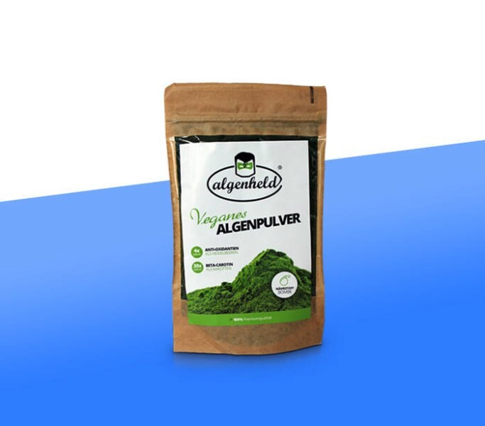 LOGO_vegan algae powder