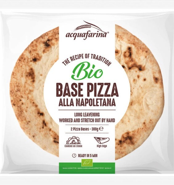 LOGO_Grundlegende Pizza - Neapolitanische Tradition