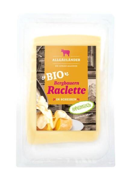 LOGO_AL Bio Bergbauern Raclette in Scheiben 200 g