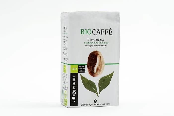 LOGO_Biocaffè - 100% arabica