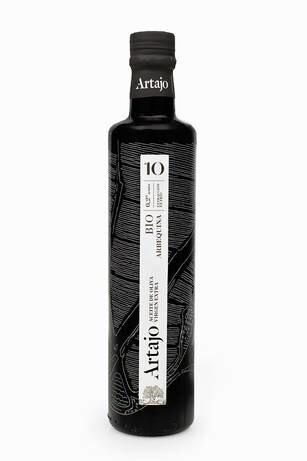 LOGO_'Artajo 10' Arbequina Extra Virgin Olive Oil