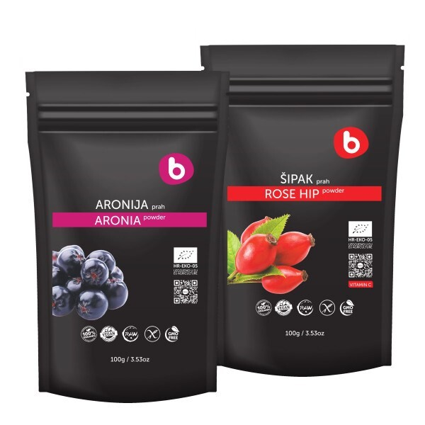LOGO_ARONIA POWDER, ROSEHIP POWDER
