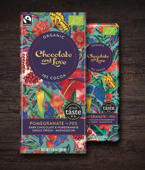 LOGO_Bio-Dunkle Schokoladenriegel