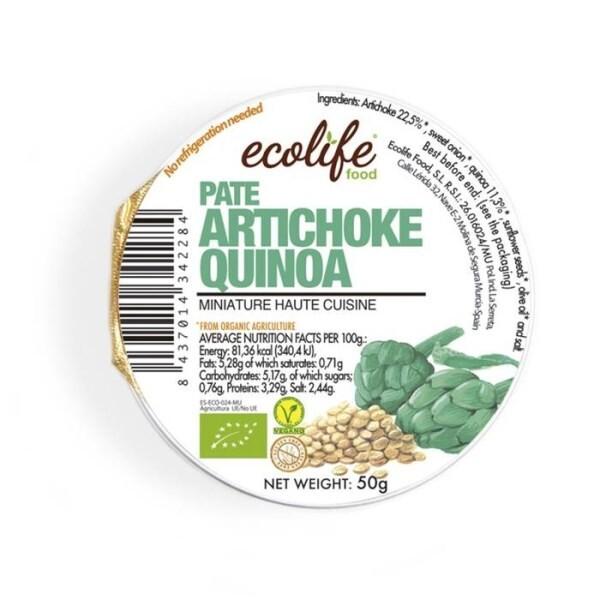 LOGO_Pastete aus Artischocke und Quinoa