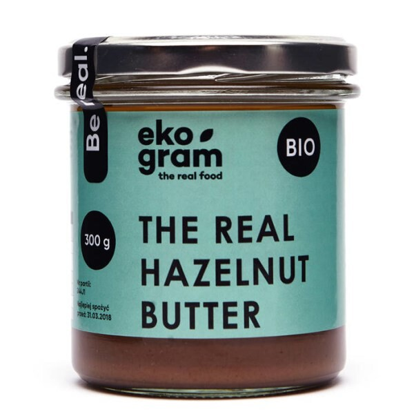 LOGO_The Real Hazelnut Butter
