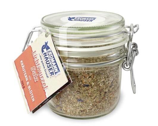 LOGO_Lichtwurzel Salz mit Kräutern & Blüten
