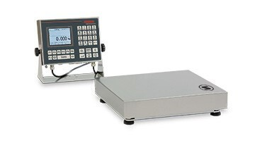 LOGO_Bench scale Standard & stainless steel 74xx, 94xx with Terminal 3025