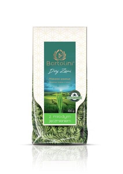 LOGO_Bartolini Pasta with young green barley