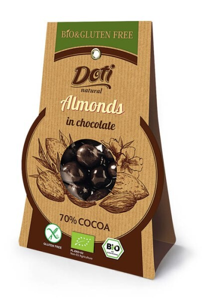 LOGO_Organic Almonds in Chocolate