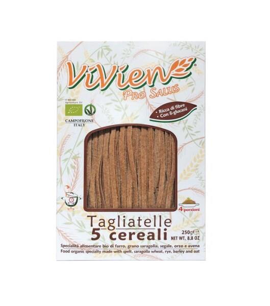 LOGO_VVivien Pro Salus, Vielkorn Tagliatelle aus 5 Getreidesorten