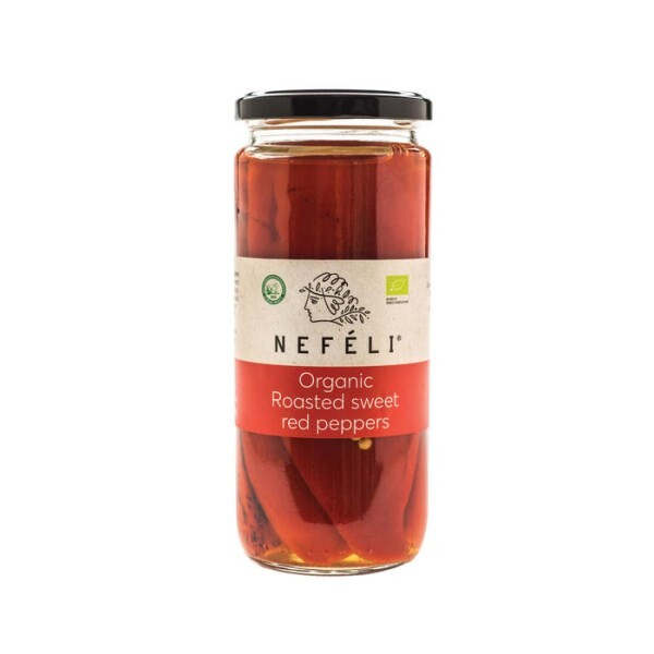 LOGO_Organic Roasted sweet red peppers