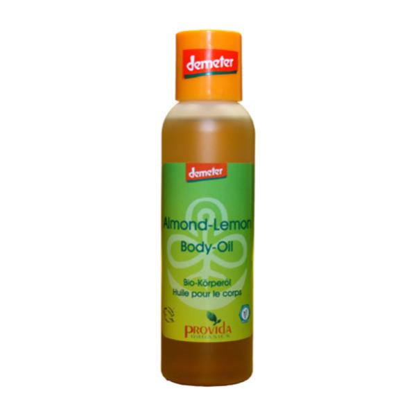 LOGO_Provida-Demeter-Edition Almond-Lemon Body-Oil