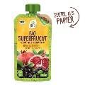 LOGO_100% Saft - Bio Superfrucht
