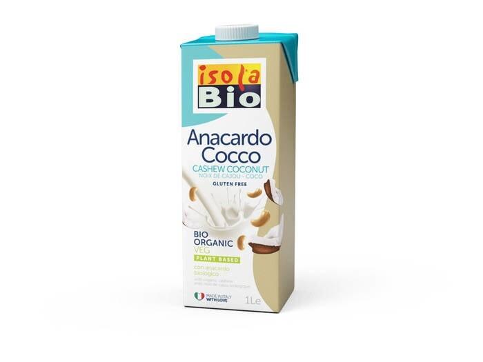 LOGO_Isola Bio Cashew Coconut Drink