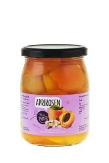 LOGO_Apricots, sweetened with rice syrup