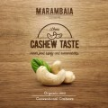 LOGO_Raw organic cashew nut kernels (wholes, brokens and granulated)