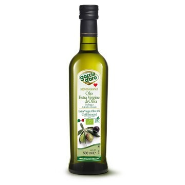 LOGO_Extra virgin olive oil organic