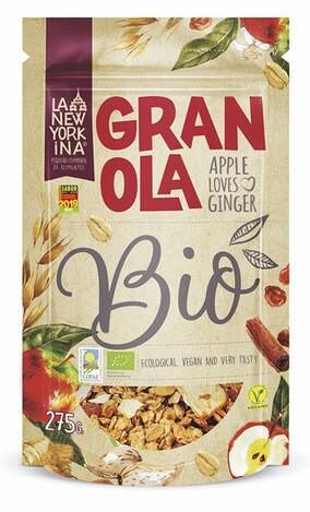 LOGO_Apple Loves Ginger Granola Bio