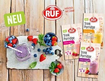LOGO_RUF Trink RUF Porridge Drink