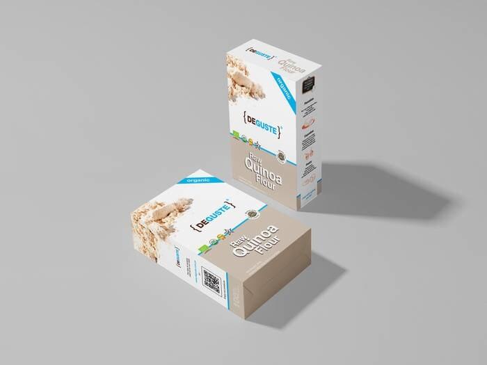 LOGO_De Guste Bio Quinoa-Mehl