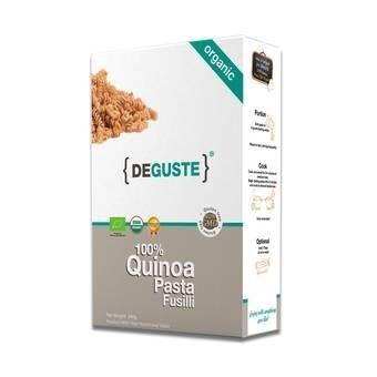 LOGO_De Guste Bio Quinoa Pasta