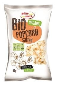 LOGO_White Snack BIO PopCorn Salted