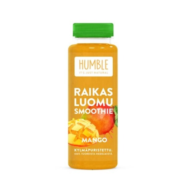 LOGO_Humble Fresh Organic Smoothie 300ml