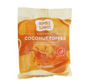 LOGO_Humble Yummys Coconut Toffee 150g