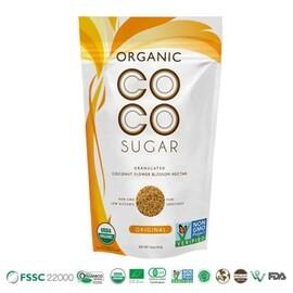 LOGO_Organic COCO SUGAR Pouch 454g