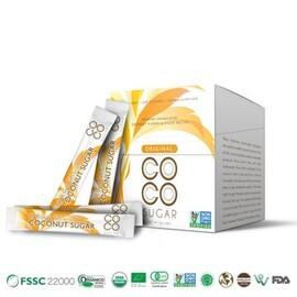 LOGO_Retail Ready sachets Coco Sugar brand organic coconut sugar.