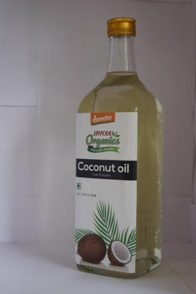 LOGO_Demeter Certified Cold Pressed Coconut oil