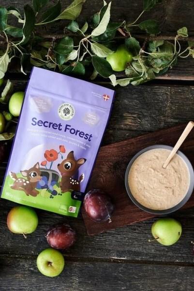 LOGO_Secret Forest
