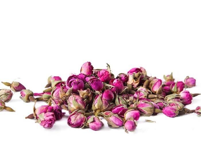 LOGO_Organic Rosebuds/Rose Petals