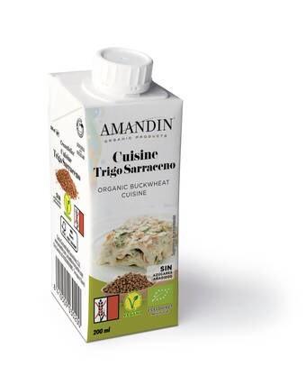 LOGO_Organic Buckwheat Cuisine 200 ml