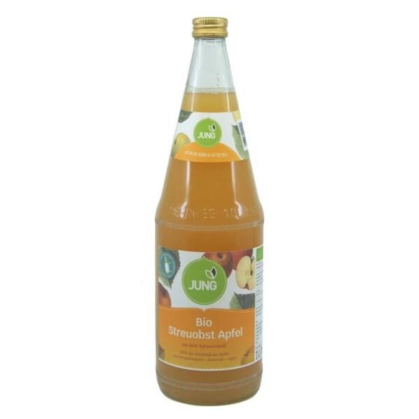 LOGO_Organic Apple Juice